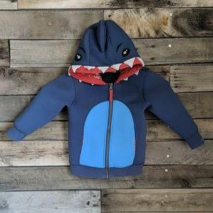 Genuine Kids by OshKosh Shark Jacket(Hard to find)